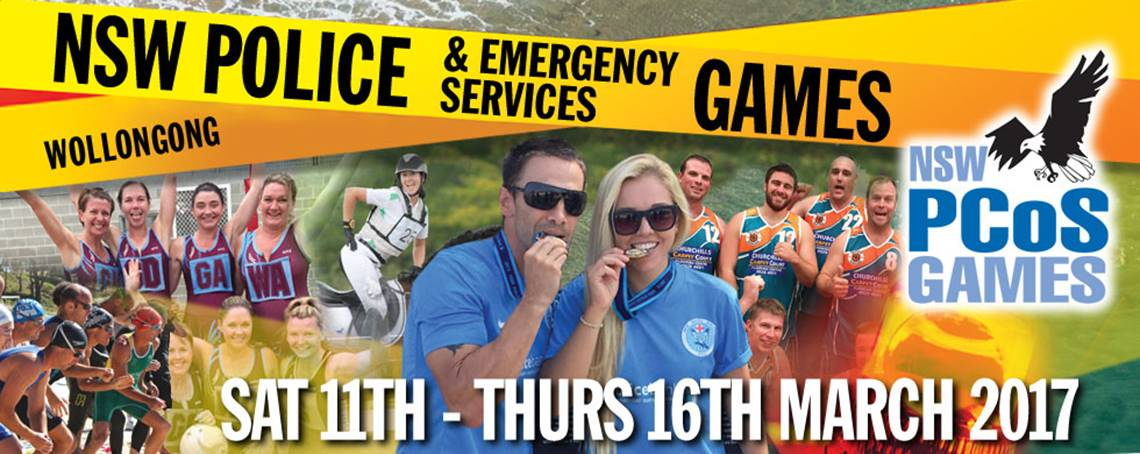 2017 NSW Police Games